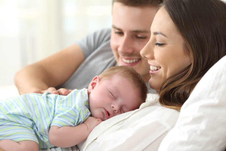 young-family-baby
