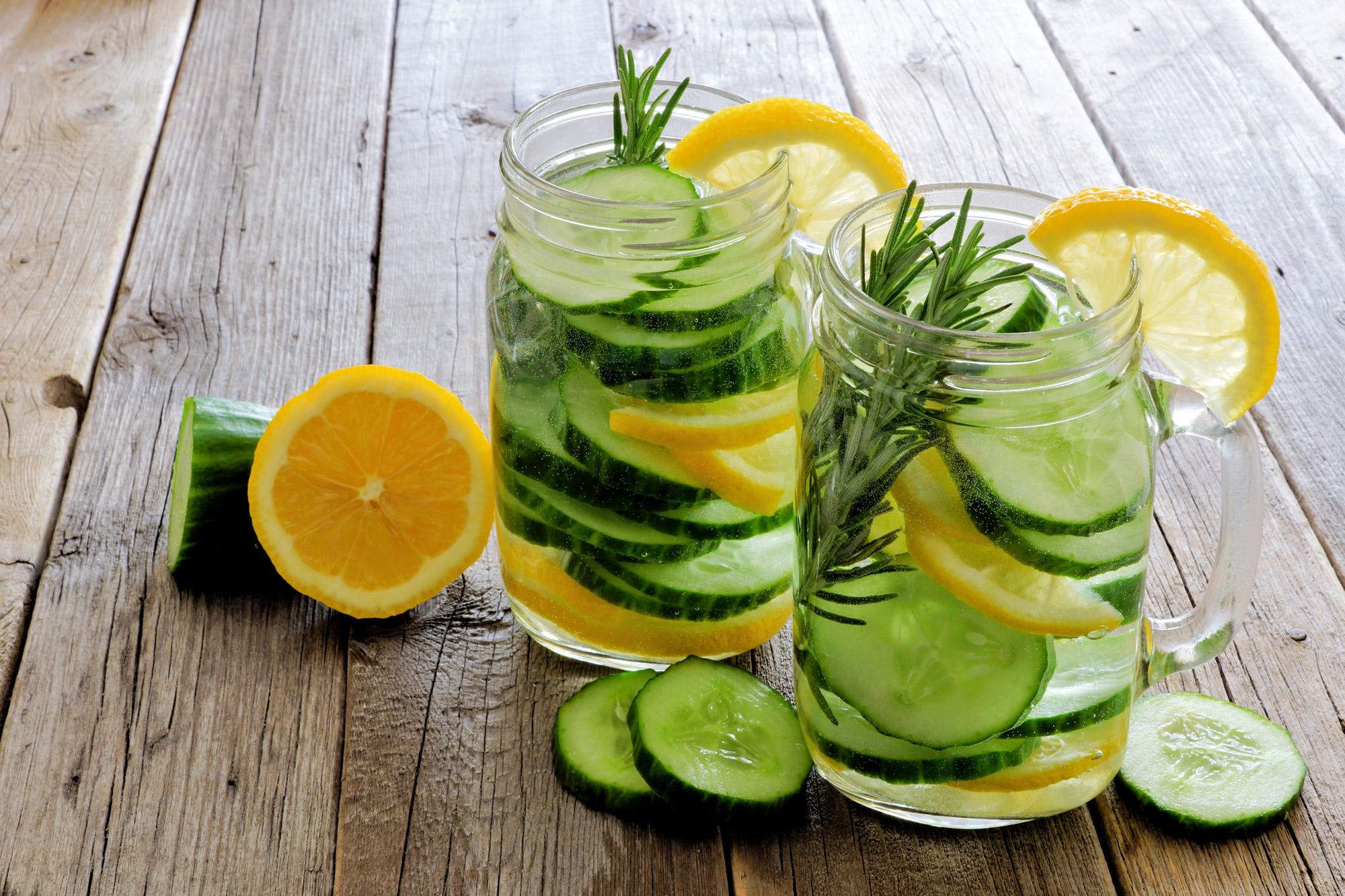 Citrus Water Detox