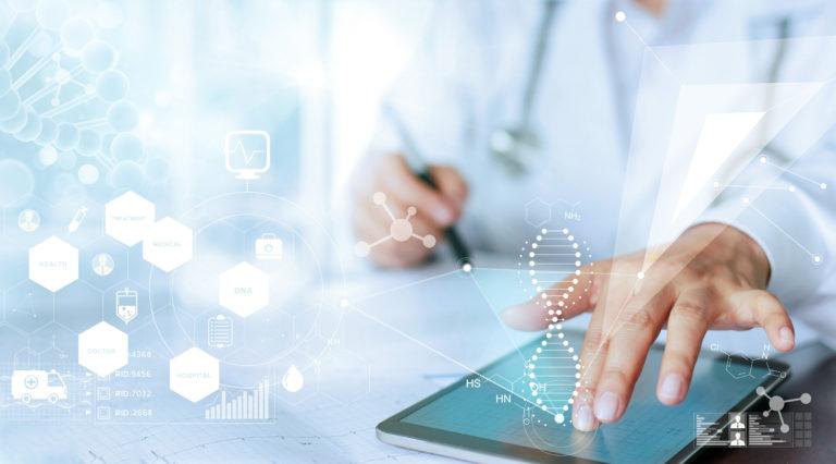medical-technology-doctor-tablet-concept